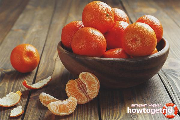 Como escolher tangerinas