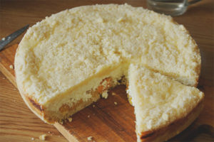 Com fer un pastís de formatge reial