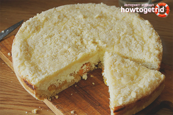 Kā pagatavot karalisko siera kūku
