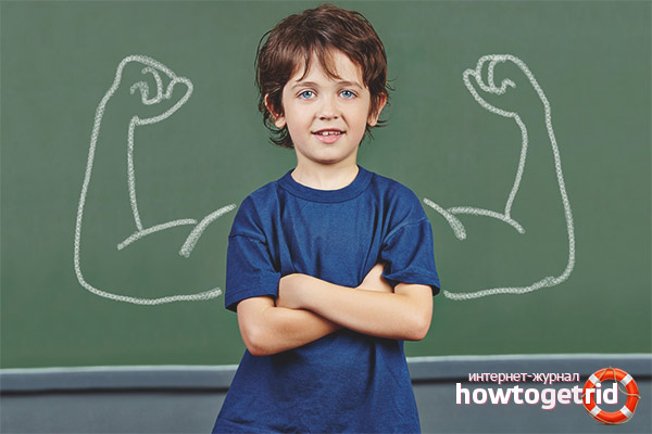 Kā attīstīt kodolu bērnā