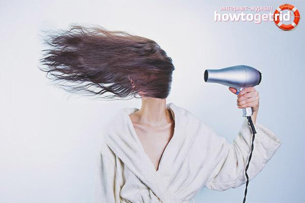 Como escolher um secador de cabelo
