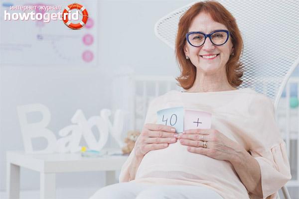 Ist es möglich, in den Wechseljahren schwanger zu werden?