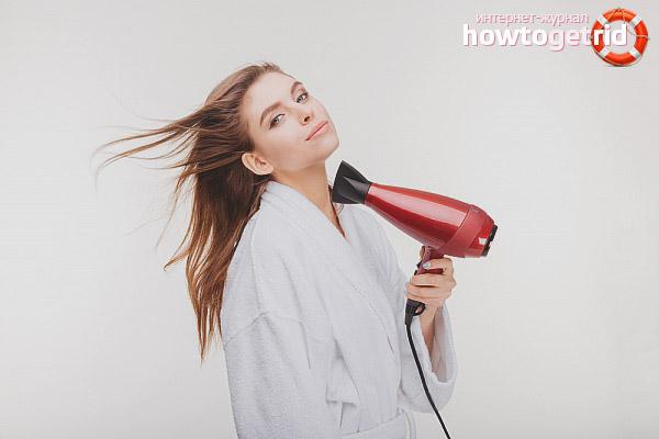 Revisão dos melhores secadores de cabelo