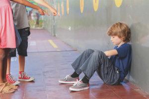 Anak tersinggung di sekolah