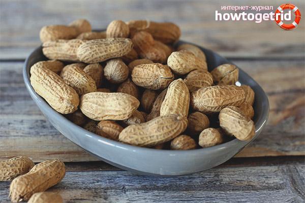 Bahaya Kacang Tanah semasa Kehamilan