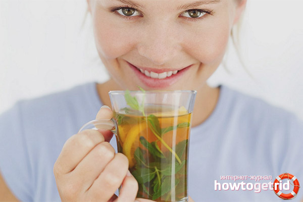 Grüner Tee während der Schwangerschaft