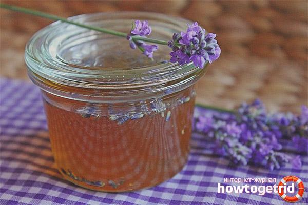 Què és perillós la mel d'espígol