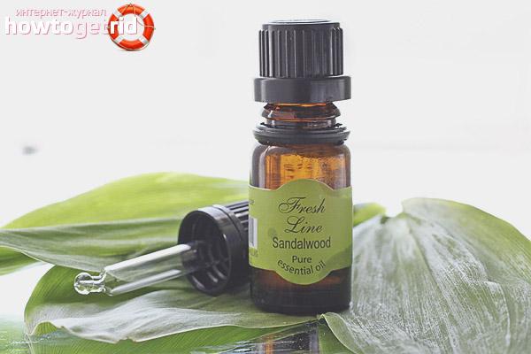 Effektive Sandelholzöl Rezepte