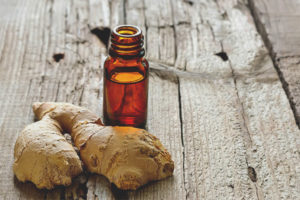 Oli essencial de gingebre