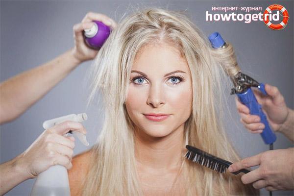 Como cuidar do seu cabelo para que ele não caia