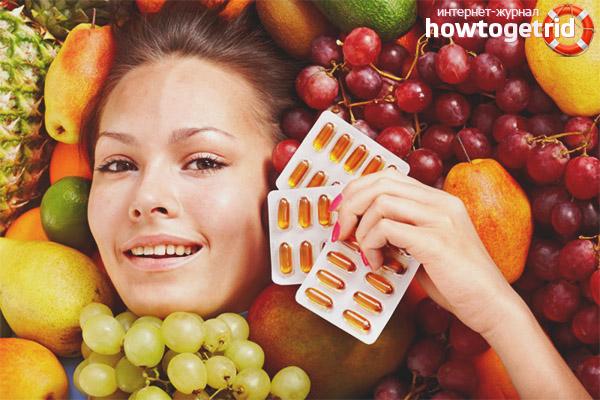 Jakie witaminy są korzystne dla skóry twarzy
