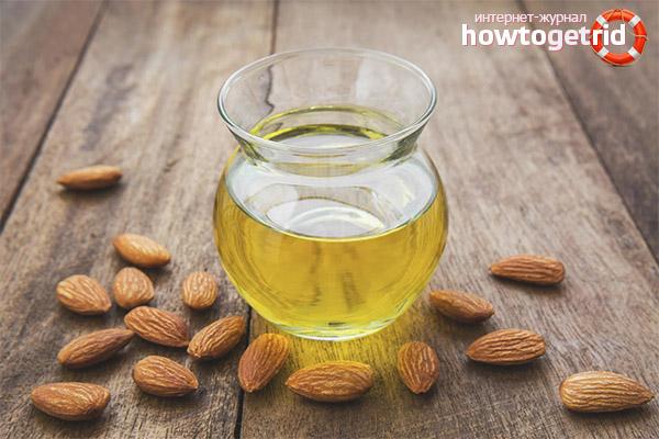 Kto sa odporúča používať mandľový olej