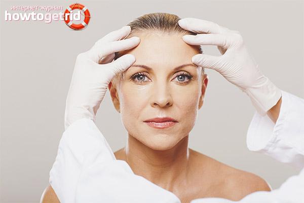 Leczenie obrzęku twarzy