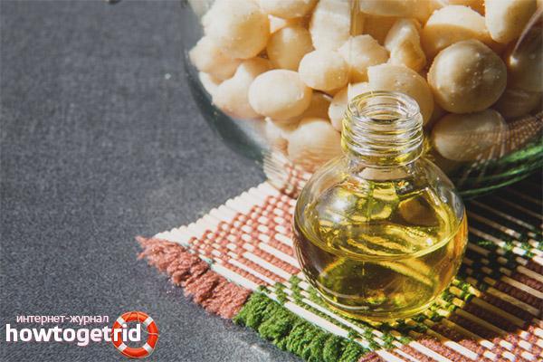 Recepty z masla z Macadamia