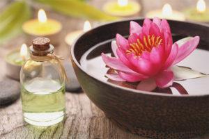 Oli essencial de lotus