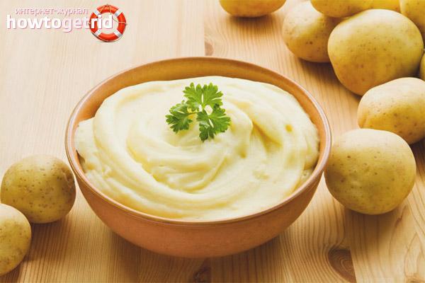 Com cuinar un plat de patata saludable amb HS