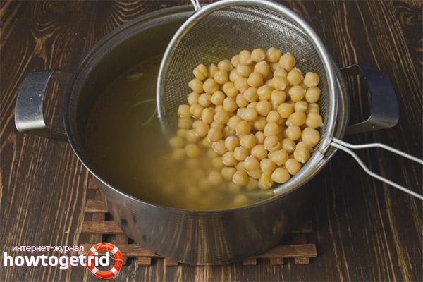 Как да готвя нахут