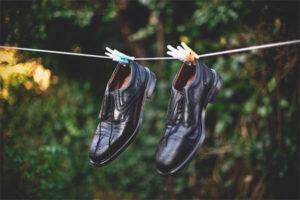 Jak suszyć buty w środku