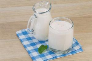 Kefir lactant