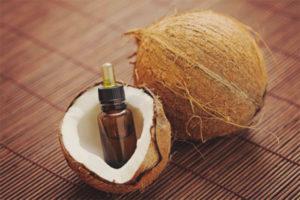 Óleo de coco para estrias durante a gravidez