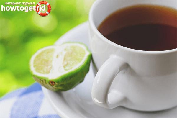 És possible per a te embarassada amb bergamota