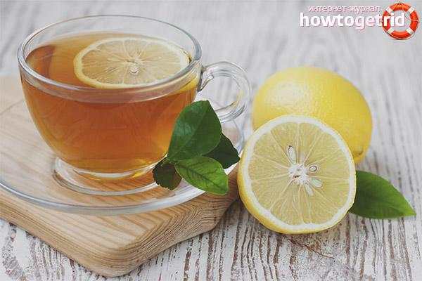Bà bầu có thể uống trà với chanh không?