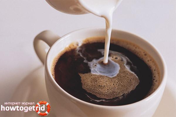 Les dones embarassades poden prendre cafè amb llet