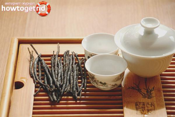 Propietats útils del te de kudin