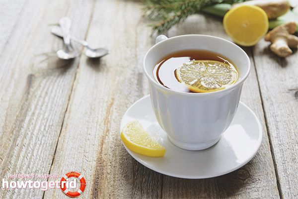 Lợi ích của trà với chanh khi mang thai nhi