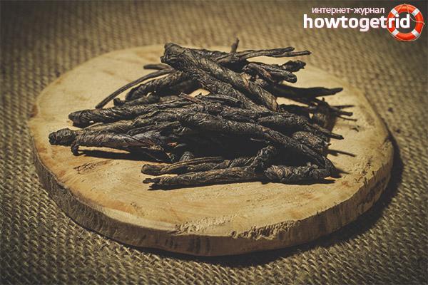 Els avantatges i els perjudicis del te de kudin