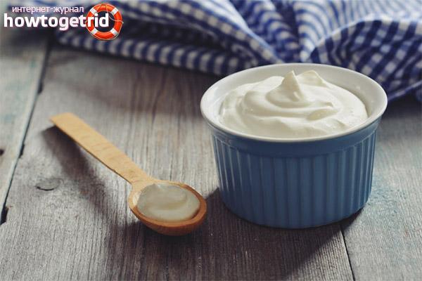 Výhody a škody gréckeho jogurtu
