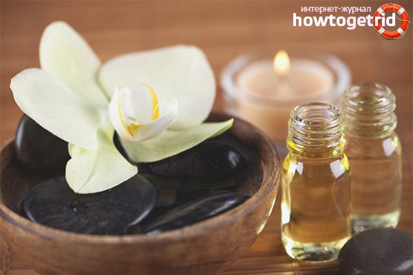 Kontraindikationen für Lotusöl
