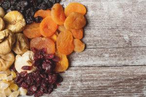 Fruits secs per a la lactància materna