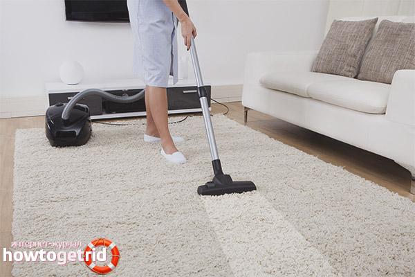 ניקוי שטיחים יעיל