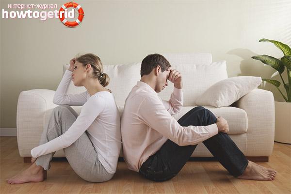 Kā atjaunot attiecības pēc viņa sievas nodevības