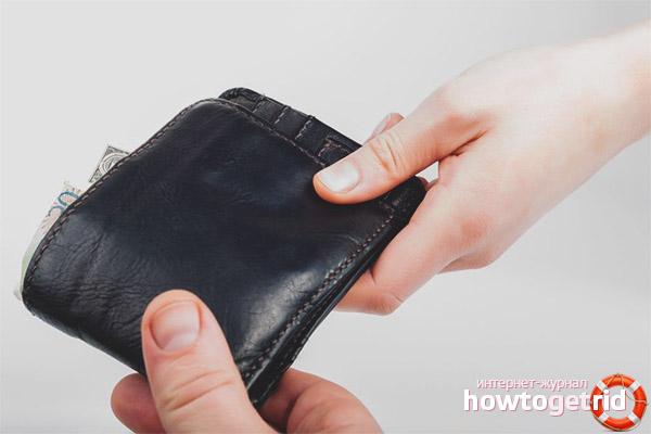 Kann ich zu meinem Geburtstag eine Brieftasche geben?