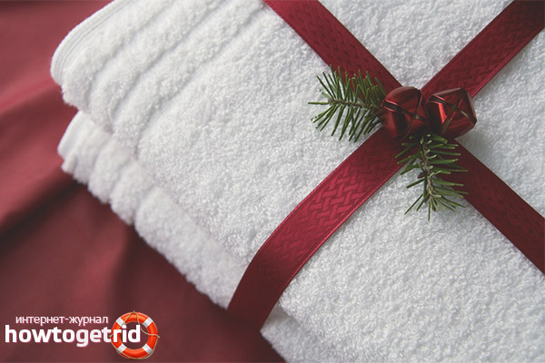Puc donar una tovallola com a regal