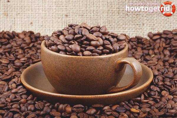 Propietats i contraindicacions útils per al cafè