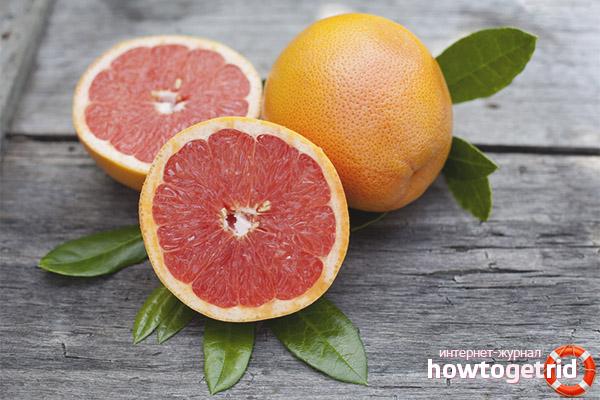 Was ist die Gefahr, während der Schwangerschaft Grapefruit zu essen?