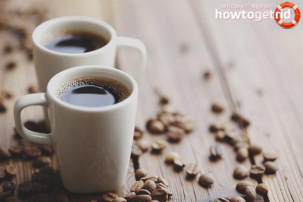 L'efecte del cafè sobre el cos