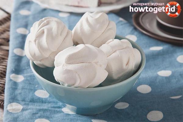 Marshmallow für Diabetes
