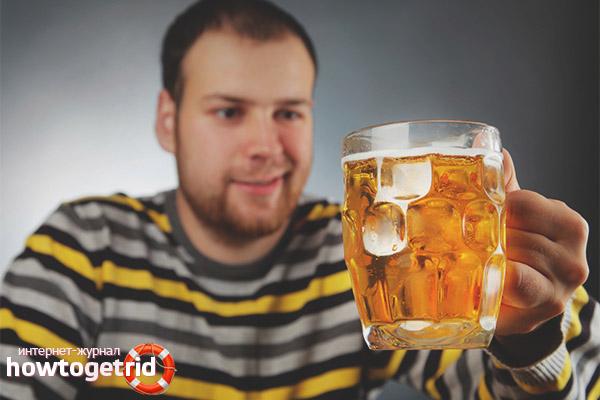 Wann kann ich nach dem Training Bier trinken?