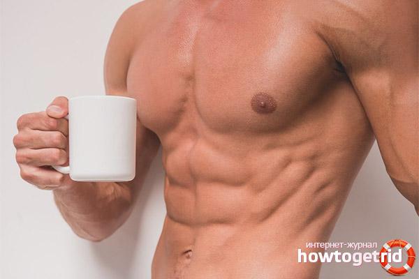 Eğitimden sonra kahve içebilir miyim?