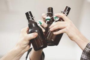 Czy mogę pić piwo po treningu?