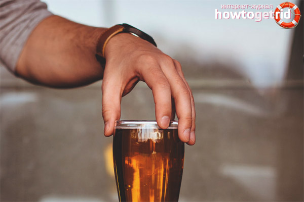 Tôi có thể uống bia sau khi nhổ răng không
