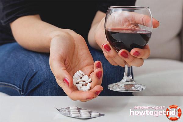 Việc sử dụng aspirin trong cuộc chiến chống nôn nao