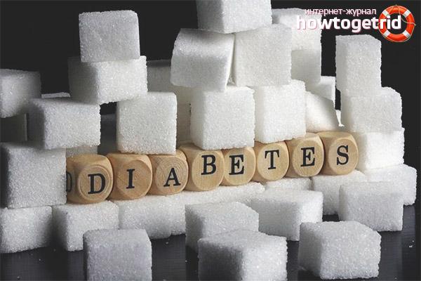 Como substituir o açúcar pelo diabetes