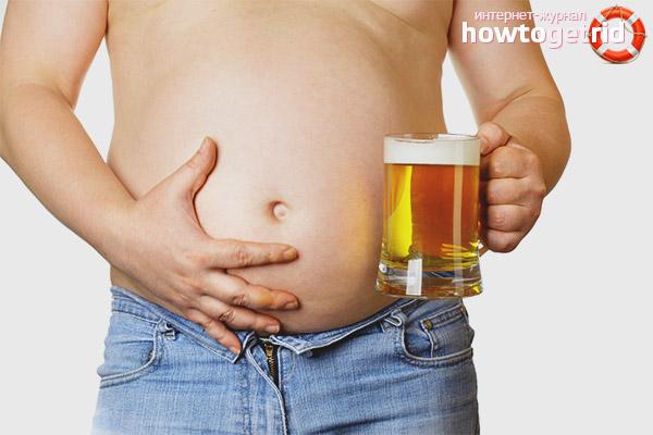 Възможно ли е да се оправите от бирата