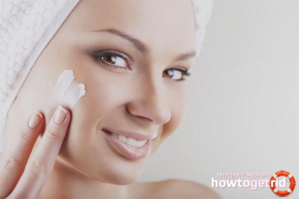 Jak wyrównać skórę po trądziku w domu