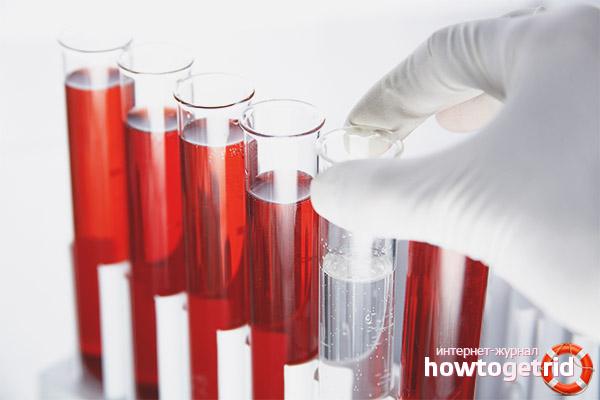 Cara membersihkan darah dari alkohol